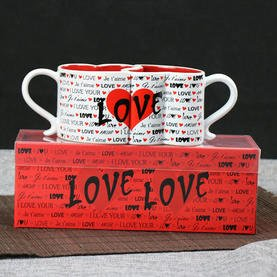 love Coffee Mug,valentine day gifts for girlfiend