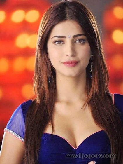 shruti husan bollywood actresses in open hair