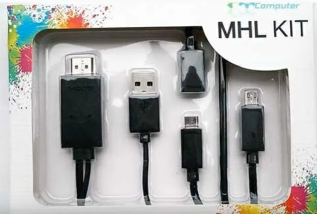 Connect Android mobile LED TV with using HDMI cable