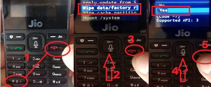 jio phone ka screen lock kaise tode puri jankari